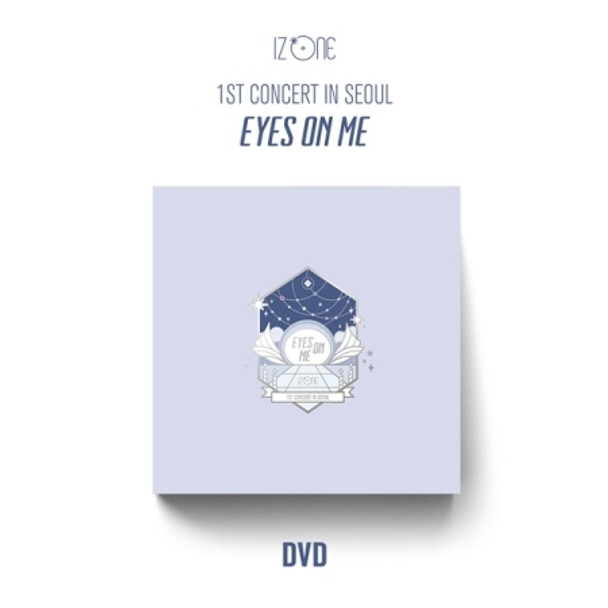 IZ*ONE - 1ST CONCERT IN SEOUL [EYES ON ME] DVD