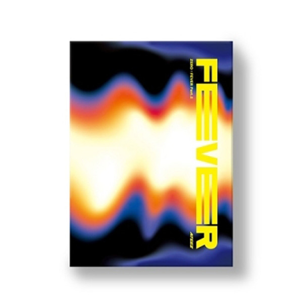 ATEEZ - 6th Mini [ZERO : FEVER Part.2] (DIARY Ver.) + Poster