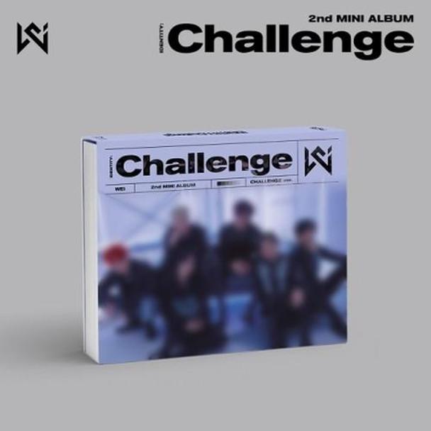 WEi - 2nd Mini [IDENTITY : Challenge] (CHALLENGE Ver.) + Poster