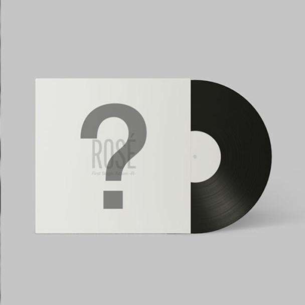 Rosé - 1st Single Vinyl LP -R- (Limited Edition)