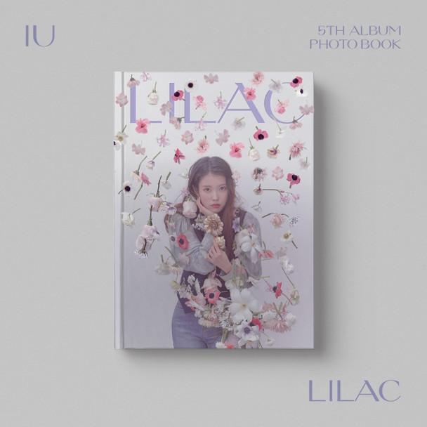 IU - PHOTO BOOK [ LILAC]