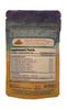 SuperBiome Mushroom Probiotic Powder Back