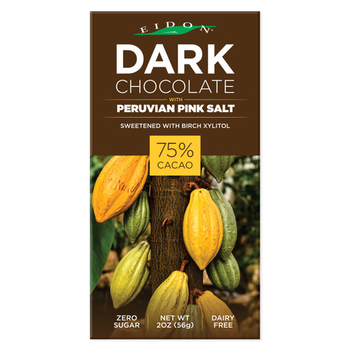 Peruvian Pink Salt Chocolate Bar