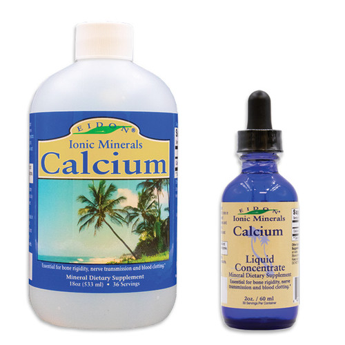 Bioavailable Calcium Mineral Supplement. All natural and Vegan.