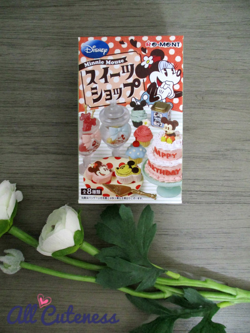 Minnie Mouse ReMent Blind Box