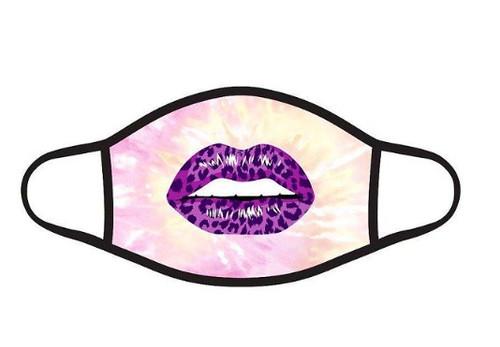 Wild Lips Face Mask