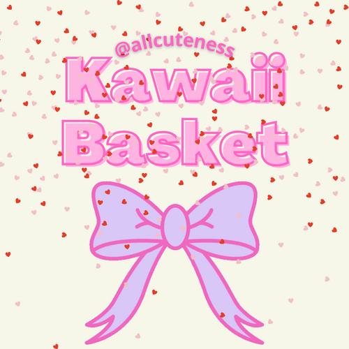 Kawaii Surprise Basket