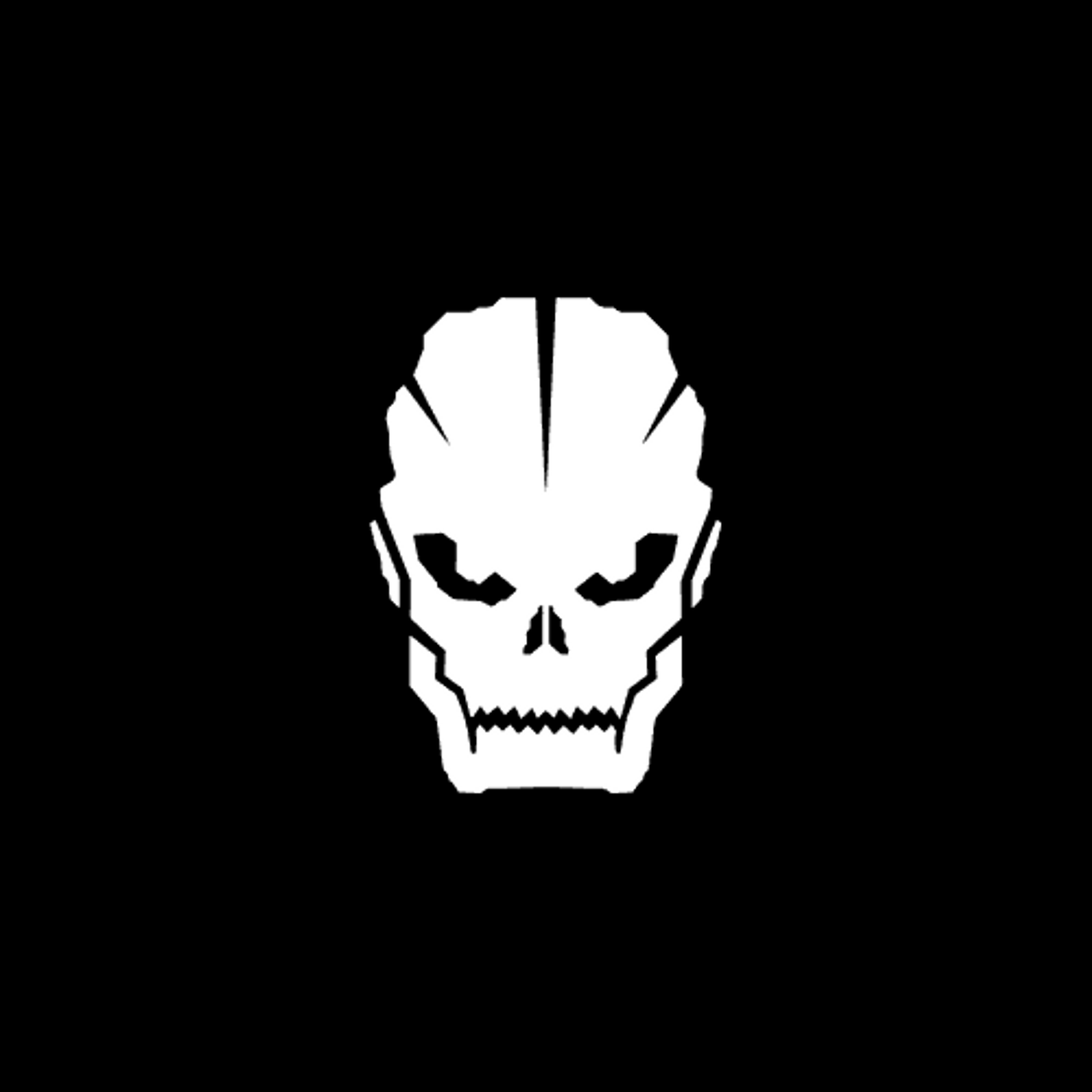 Call Of Duty Black Ops 3 Skull Logo Decal