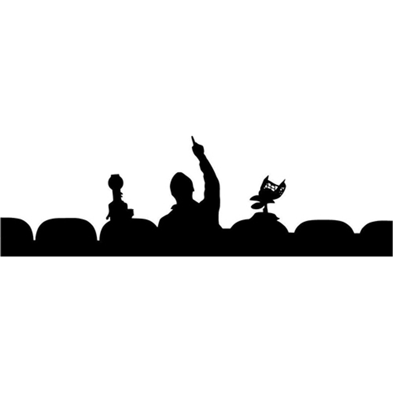 "Mystery Science Theater 5.5"" Vinyl Decal Sticker"