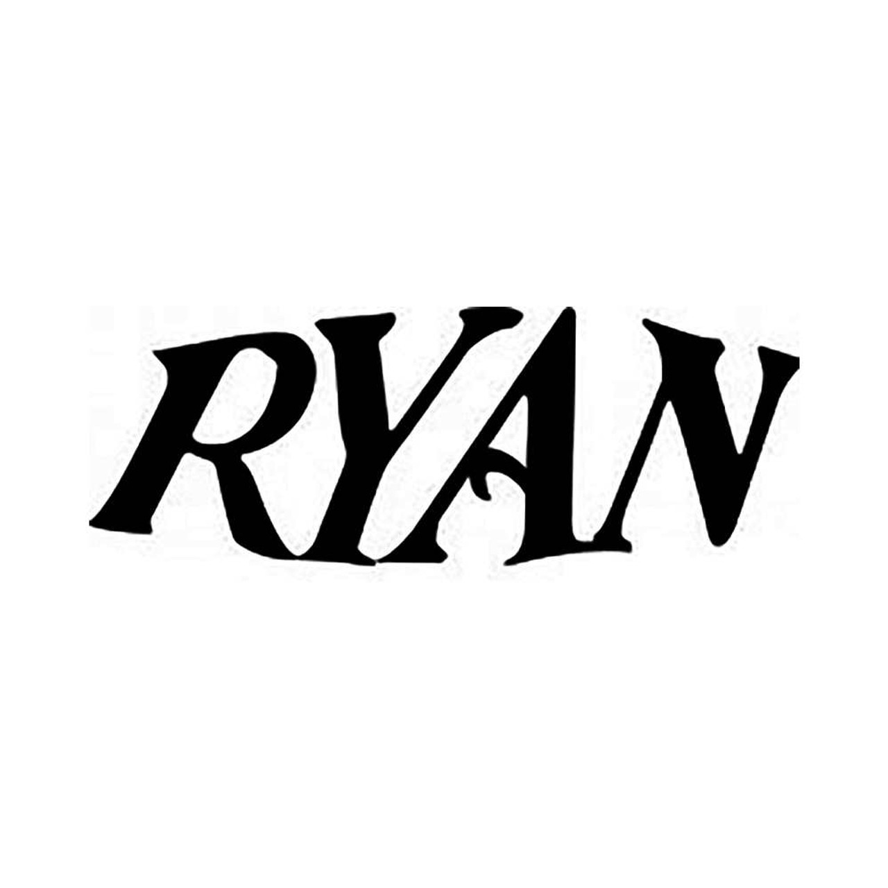 Ryan aircraft logo vinyl graphics decal sticker vinyl decal graphic