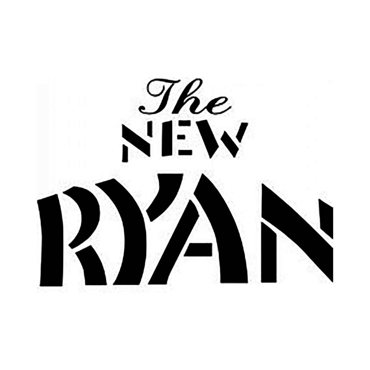 The new ryan aircraft logo vinyl graphics decal sticker vinyl decal graphic