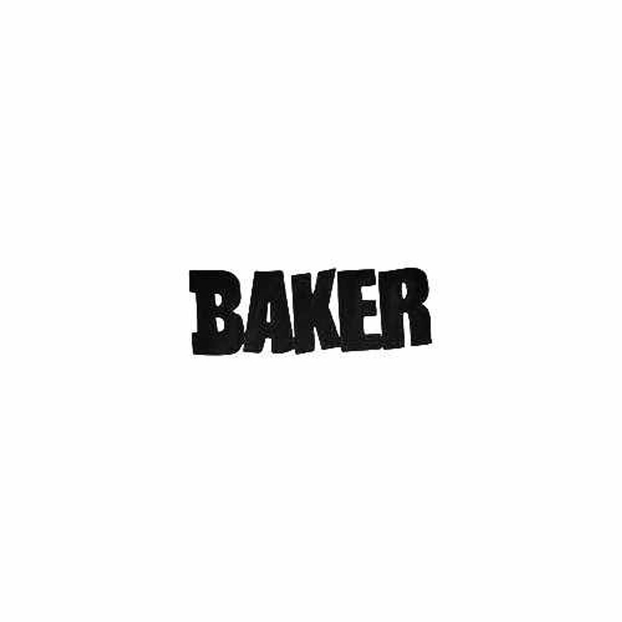 Baker Skateboard Shirt Oracle Black