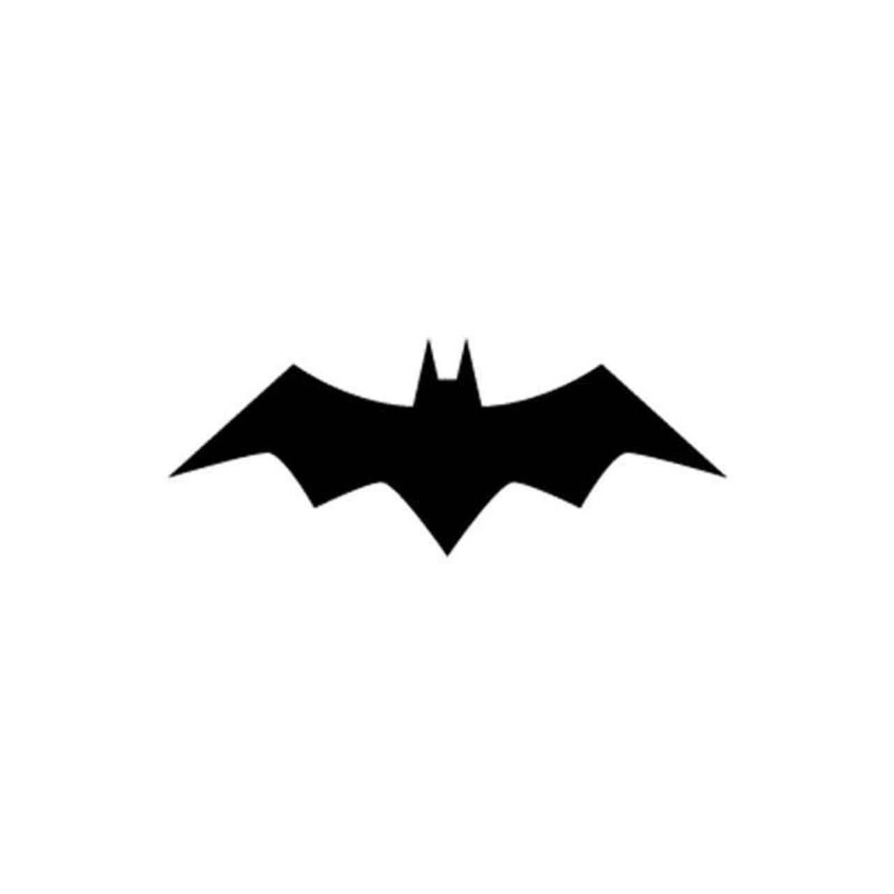Batman batman logo 23 vinyl sticker