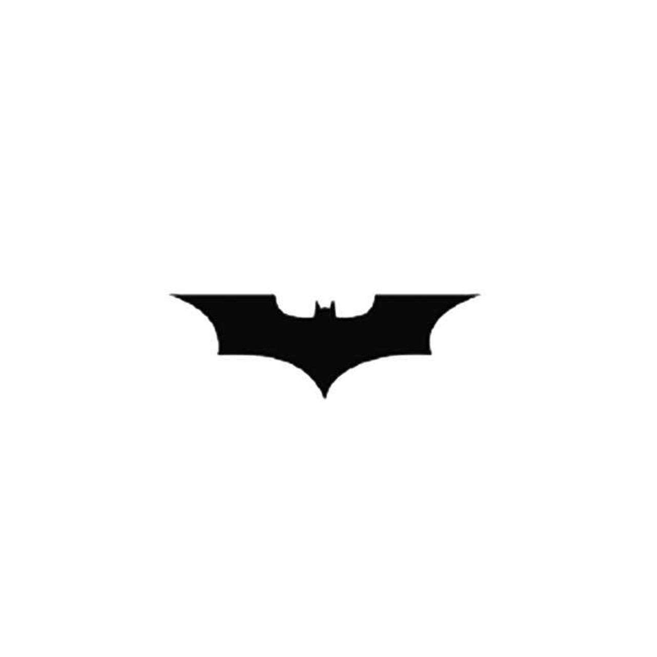 Batman Head Die Cut Vinyl Decal Sticker Texas Die Cuts