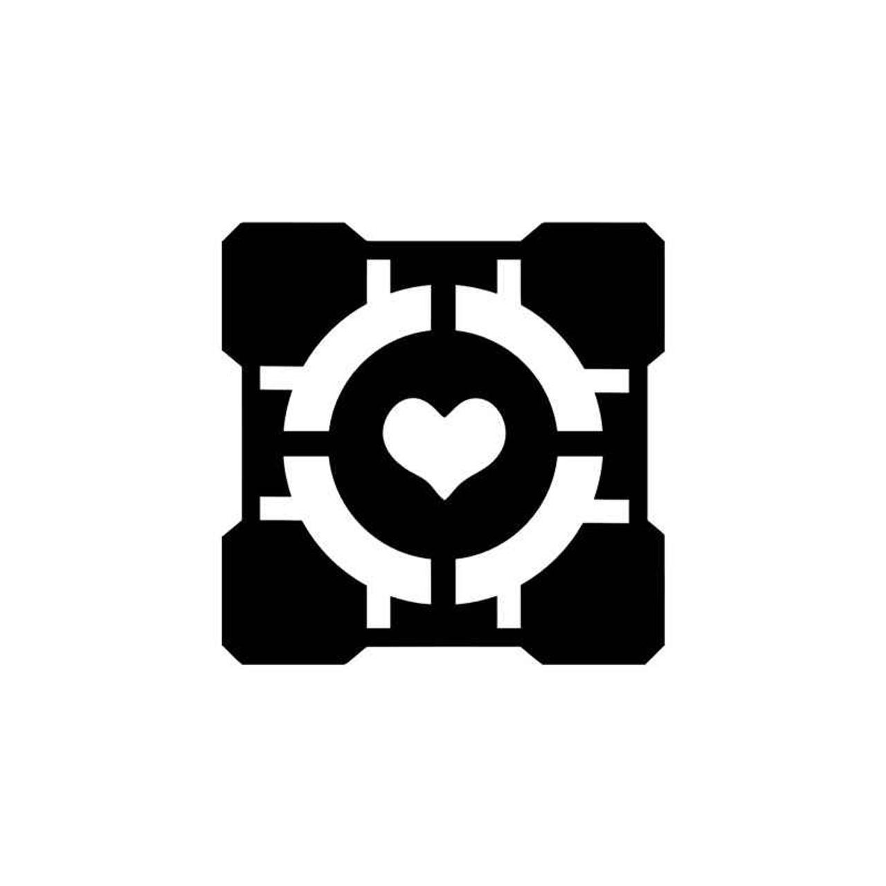 Gaming s Portal Half Life Gaming Vinyl Sticker