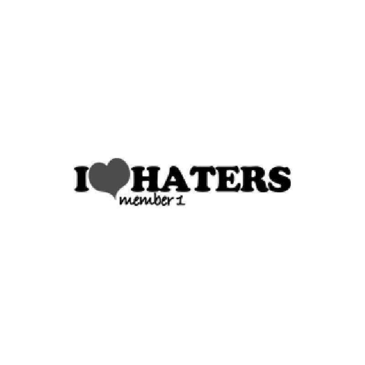 I He Haters Squad Vinyl Sticker 2020 yılında 2020 için he i decal, ev ve bahçe, duvar çıkartmaları, otomobiller ve motosikletler, araba çıkartmaları ve daha fazlası! blipfuzz