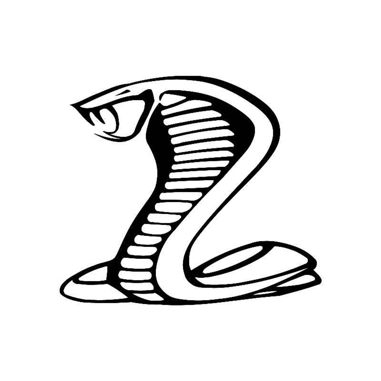 cobra logo jdm decal cobra logo jdm decal