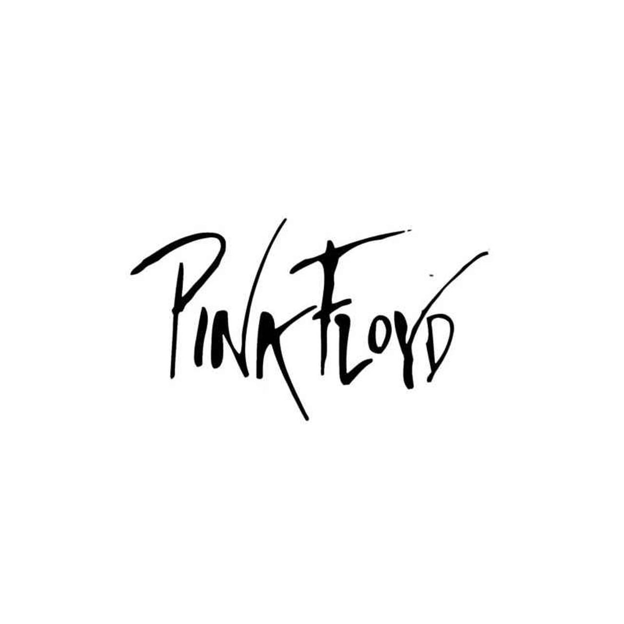 Music Rock Bands Pink Floyd v2 Decal Vinyl Truck Car Sticker