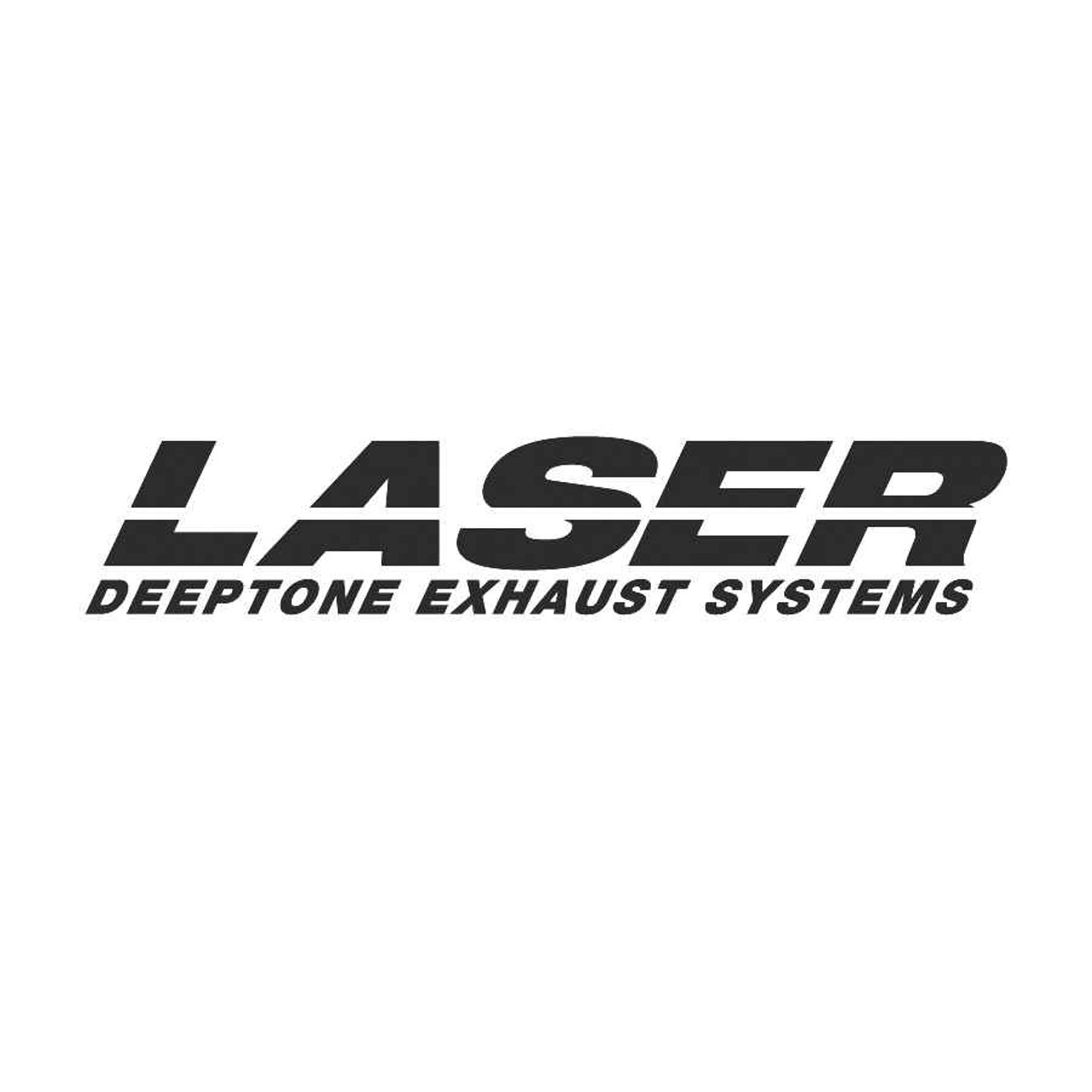 Laser Exhaust Decals Vinl Decal Car Graphics
