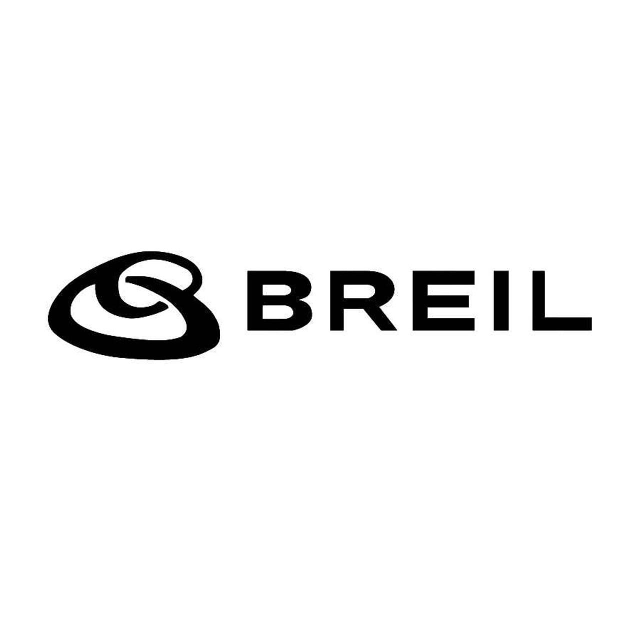 Breil Exhaust Decals Vinl Decal Car Graphics