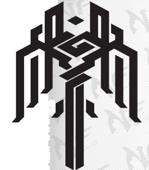 Dragon Age Champions Mark Vinyl Decal High glossy, premium 3 mill vinyl, with a life span of 5 - 7 years!