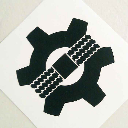 Bastion City Crest Vinyl Decal Sticker High glossy, premium 3 mill vinyl, with a life span of 5 - 7 years!