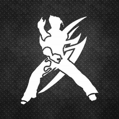 Tekken Tag Vinyl Decal Sticker High glossy, premium 3 mill vinyl, with a life span of 5 - 7 years!
