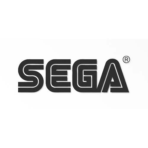 Sega Logo       Vinyl Decal High glossy, premium 3 mill vinyl, with a life span of 5 - 7 years!