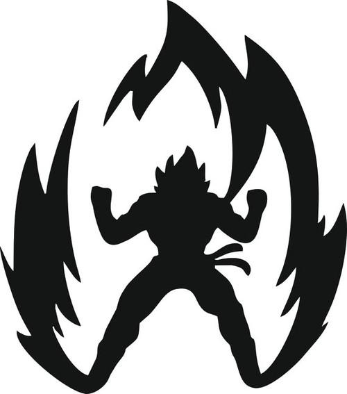 Dragon Ball Z Super Saiyan Goku 2