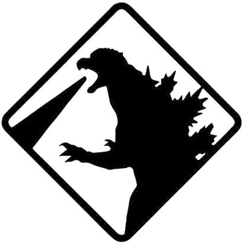 Beware Of Godzilla