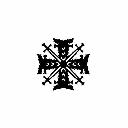 Game Of Thrones; Stark Snow Flake  Vinyl Decal Sticker  Size option will determine the size from the longest side Industry standard high performance calendared vinyl film Cut from Oracle 651 2.5 mil Outdoor durability is 7 years Glossy surface finish