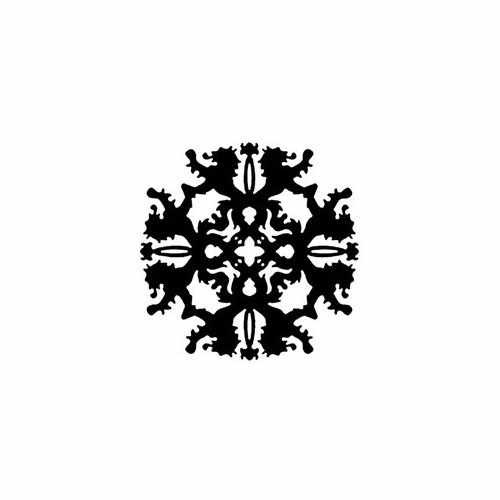 Game Of Thrones; Lannnister Snowflake  Vinyl Decal Sticker  Size option will determine the size from the longest side Industry standard high performance calendared vinyl film Cut from Oracle 651 2.5 mil Outdoor durability is 7 years Glossy surface finish