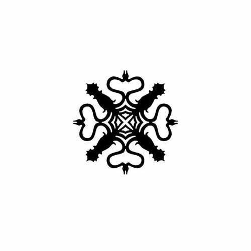 Game Of Thrones; Greyjoy Snowflake  Vinyl Decal Sticker  Size option will determine the size from the longest side Industry standard high performance calendared vinyl film Cut from Oracle 651 2.5 mil Outdoor durability is 7 years Glossy surface finish