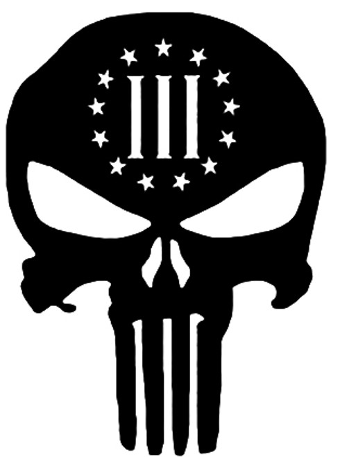 Punisher 3 Percenter