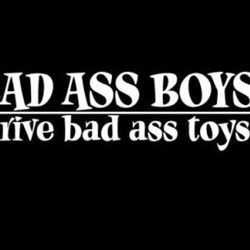 Bad Ass Boys  Decal High glossy, premium 3 mill vinyl, with a life span of 5 - 7 years!