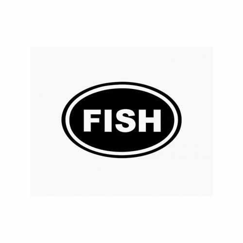 Fish Love Fishing  Vinyl Decal Sticker  Size option will determine the size from the longest side Industry standard high performance calendared vinyl film Cut from Oracle 651 2.5 mil Outdoor durability is 7 years Glossy surface finish