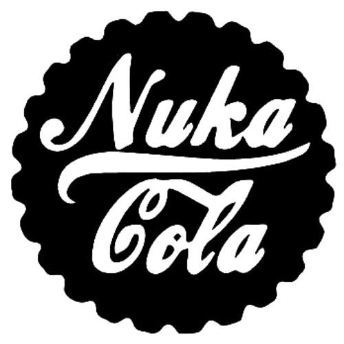 Fallout Nuka Cola Vinyl Decal