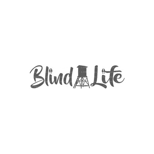 Deer Stand Blind LifeVinyl Decal High glossy, premium 3 mill vinyl, with a life span of 5 - 7 years!
