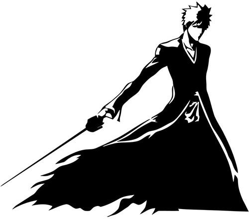 Bleach Ichigo Bankai