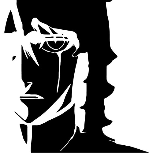 Bleach Ulquiorra Vinyl Decal <div> High glossy, premium 3 mill vinyl, with a life span of 5 – 7 years! </div>