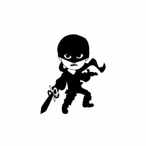 Dread Pirate  Vinyl Decal Sticker  Size option will determine the size from the longest side Industry standard high performance calendared vinyl film Cut from Oracle 651 2.5 mil Outdoor durability is 7 years Glossy surface finish