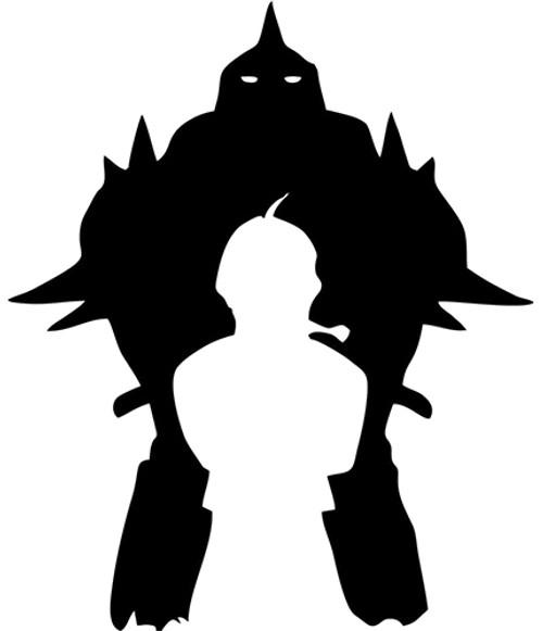 Fullmetal Alchemist Elric Brothers