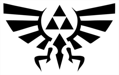 Legend Of Zelda Hylian Crest