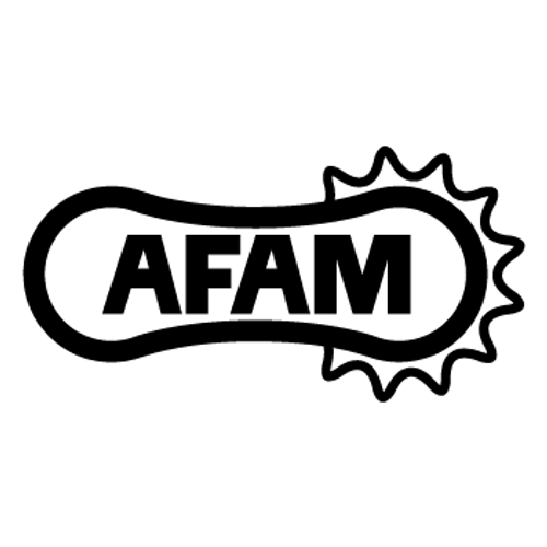 Afam Vinyl Decal <div> High glossy, premium 3 mill vinyl, with a life span of 5 – 7 years! </div>