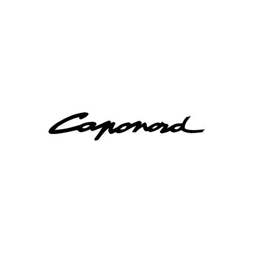 CAPONORD Aftermarket Decal High glossy, premium 3 mill vinyl, with a life span of 5 - 7 years!