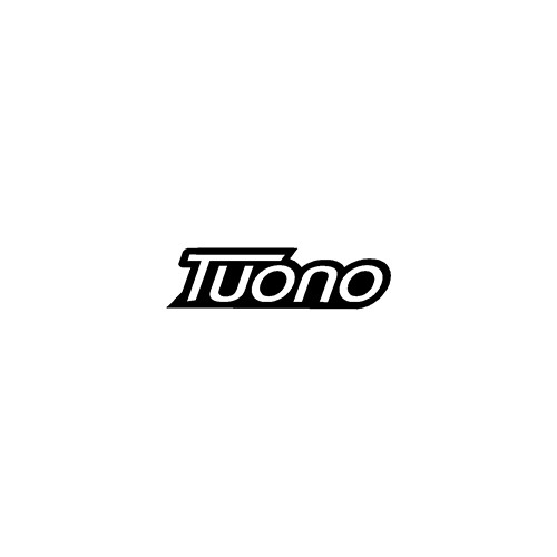 TUONO Aftermarket Decal High glossy, premium 3 mill vinyl, with a life span of 5 - 7 years!