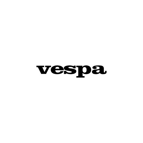 VESPA ver2  Aftermarket Decal High glossy, premium 3 mill vinyl, with a life span of 5 - 7 years!