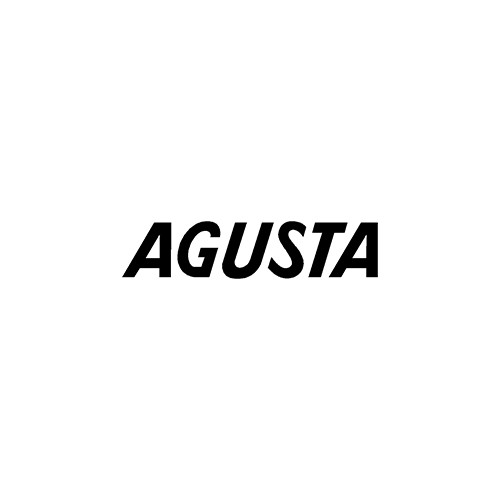 AGUSTA Aftermarket Decal High glossy, premium 3 mill vinyl, with a life span of 5 - 7 years!