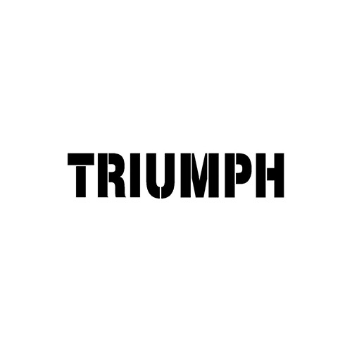TRIUMPH steve mcqueen Aftermarket Decal High glossy, premium 3 mill vinyl, with a life span of 5 - 7 years!