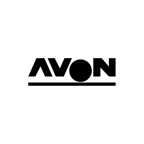 AVON  Aftermarket Decal High glossy, premium 3 mill vinyl, with a life span of 5 - 7 years!